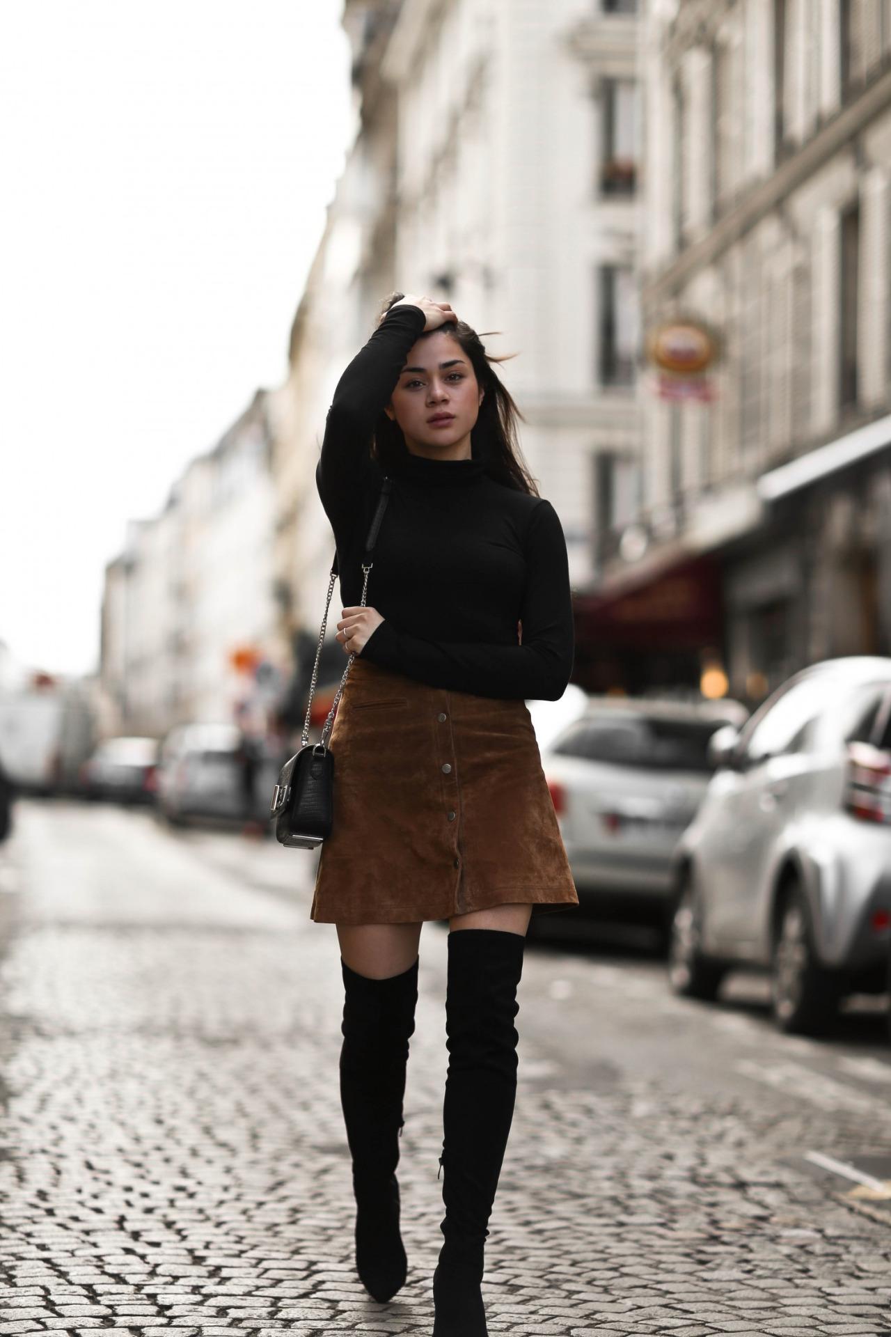 Fashion thigh high boots Fashion Marketing and Entertainment - Toronto Film School