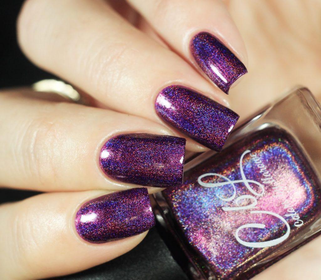 Стильный дизайн ногтей омбре (50 фото) - Новинки и цвета 201
