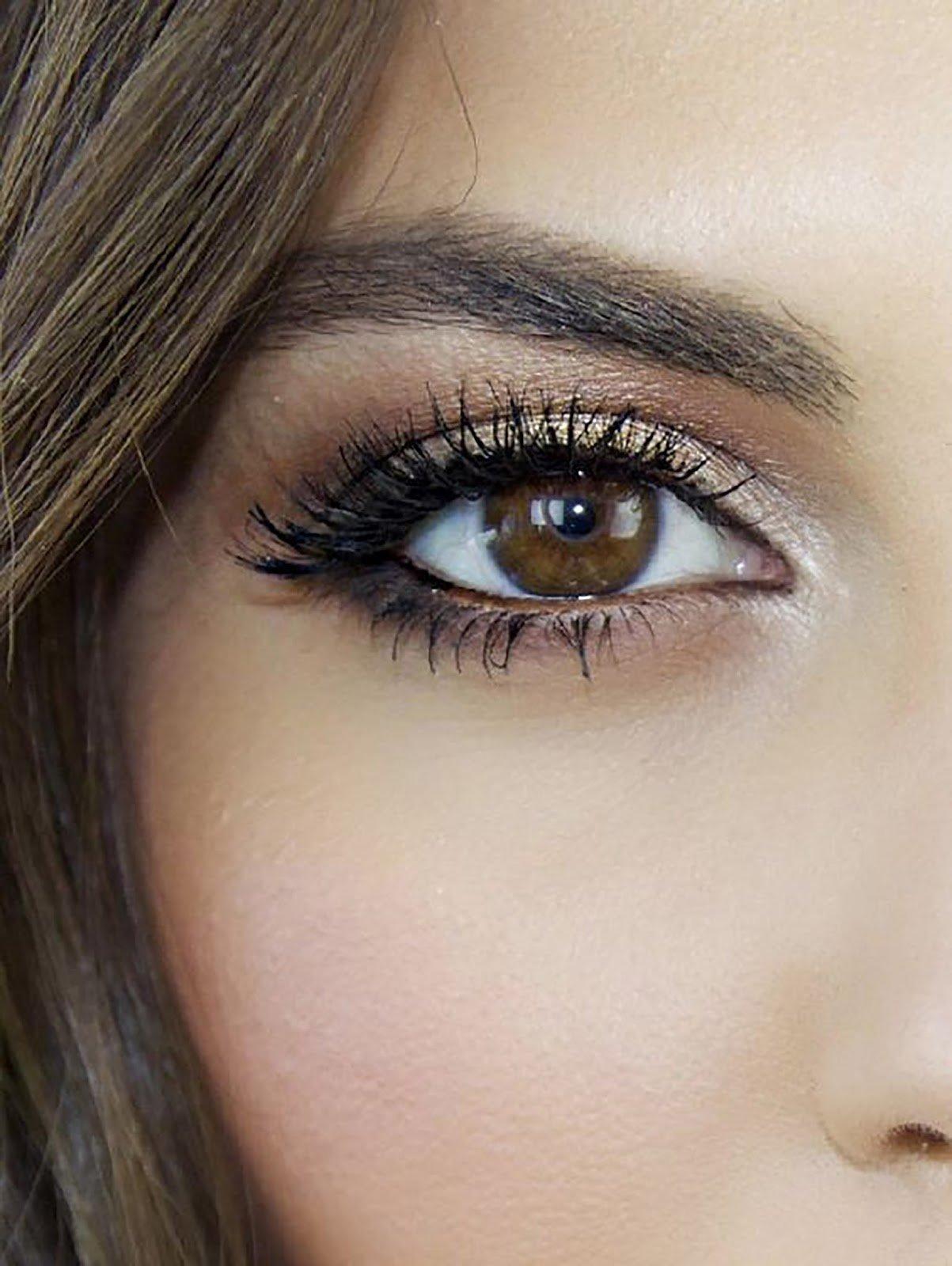 чтобы самые красивые карие глаза в мире фото необычного представителя