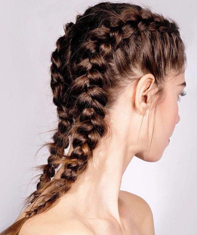 фото коса внешняя роудс