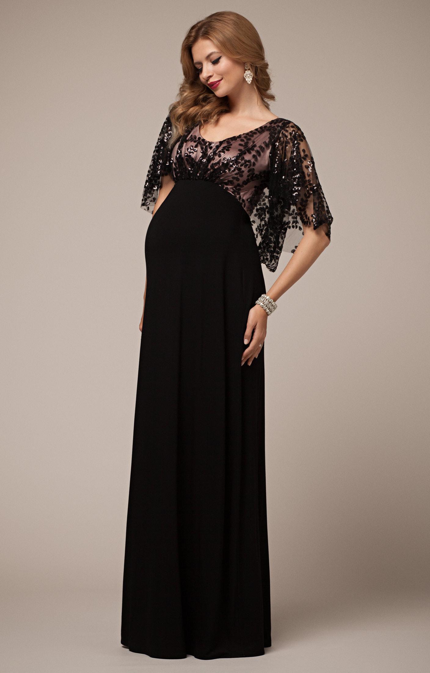 f134b5045d37cad Вечернее платье для беременных — Длинное & Короткое