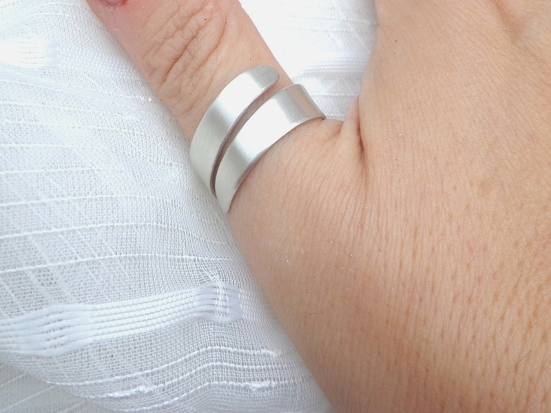 Bague De Pouce Inspirational bague de pouce femme argent foto 007 bijoux pour femme