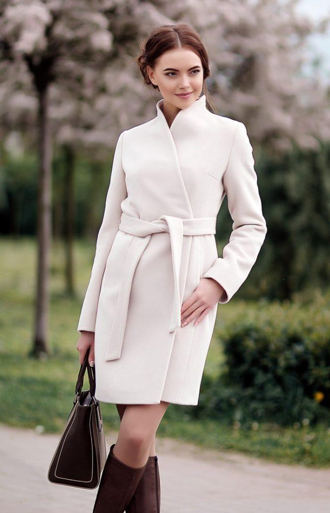 самые стильные осенние пальто фото